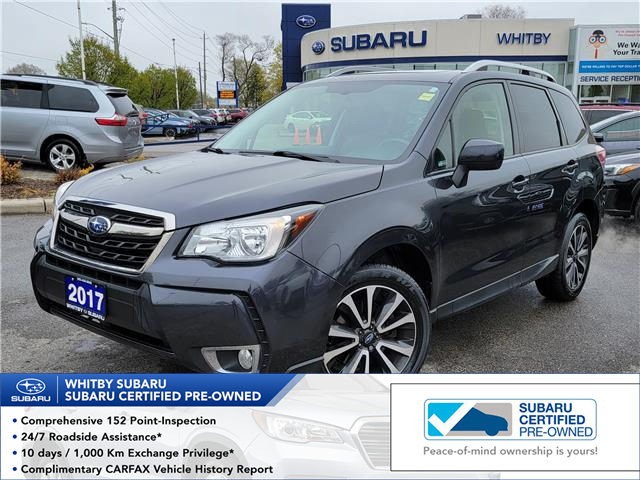2017 Subaru Forester 2.0XT Touring (Stk: 21S479A) in Whitby - Image 1 of 9