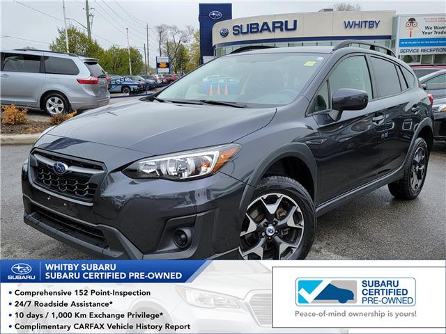 2018 Subaru Crosstrek Convenience (Stk: 21S514A) in Whitby - Image 1 of 19