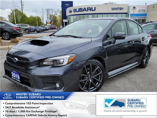 2019 Subaru WRX Sport-tech (Stk: U4160LD) in Whitby - Image 1 of 21