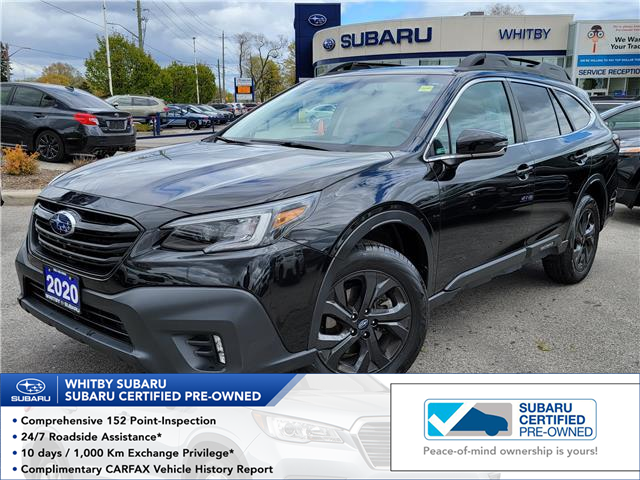 2020 Subaru Outback Outdoor XT (Stk: 21S646A) in Whitby - Image 1 of 20