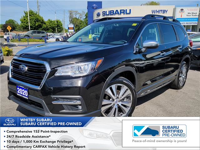 2020 Subaru Ascent Premier (Stk: 21S406A) in Whitby - Image 1 of 9
