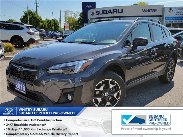 2018 Subaru Crosstrek Sport (Stk: 21S200A) in Whitby - Image 1 of 21