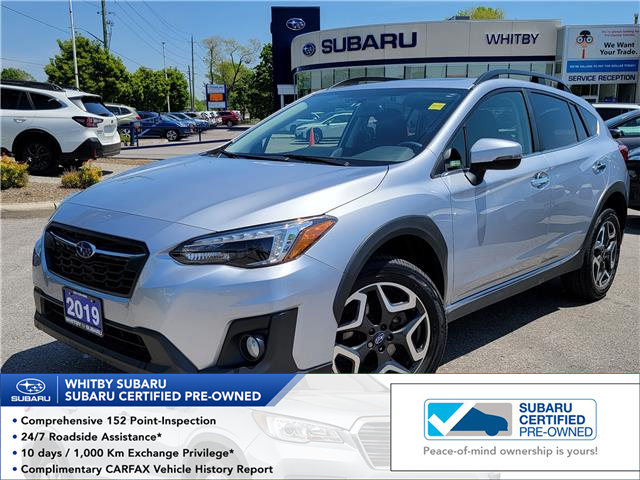 2019 Subaru Crosstrek Limited (Stk: 21S328A) in Whitby - Image 1 of 18