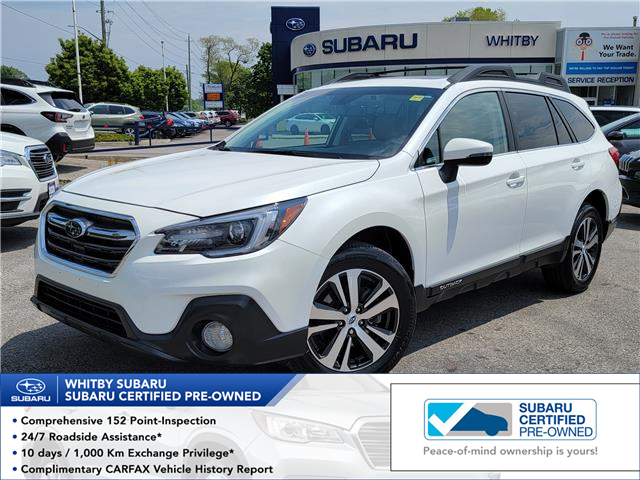 2018 Subaru Outback 3.6R Limited (Stk: 21S590A) in Whitby - Image 1 of 20