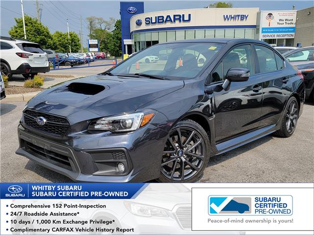 2018 Subaru WRX Sport-tech (Stk: 21S645A) in Whitby - Image 1 of 9