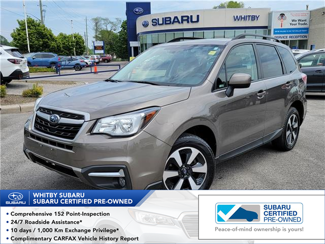 2018 Subaru Forester 2.5i Touring (Stk: 21S364A) in Whitby - Image 1 of 9