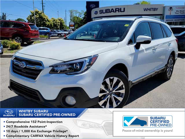 2019 Subaru Outback 3.6R Premier EyeSight Package (Stk: 21S478A) in Whitby - Image 1 of 21