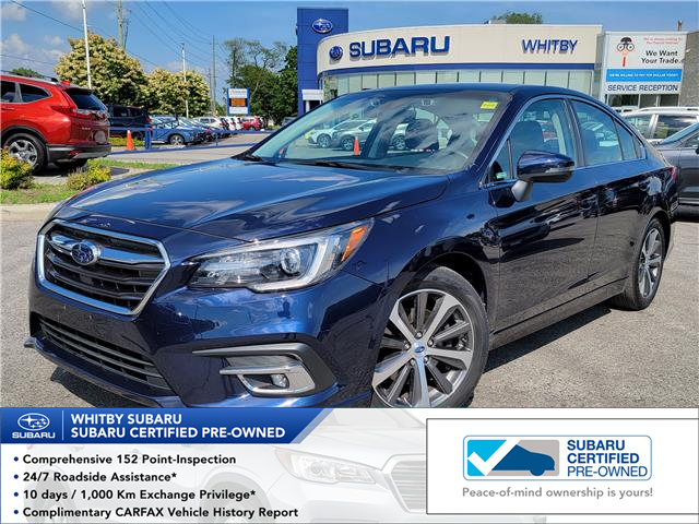 2018 Subaru Legacy 3.6R Limited w/EyeSight Package (Stk: 21S675A) in Whitby - Image 1 of 21