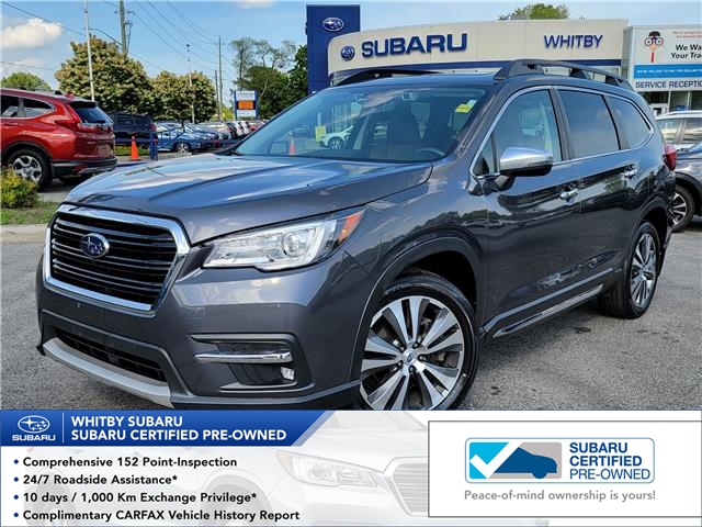 2019 Subaru Ascent Premier (Stk: 21S687A) in Whitby - Image 1 of 21