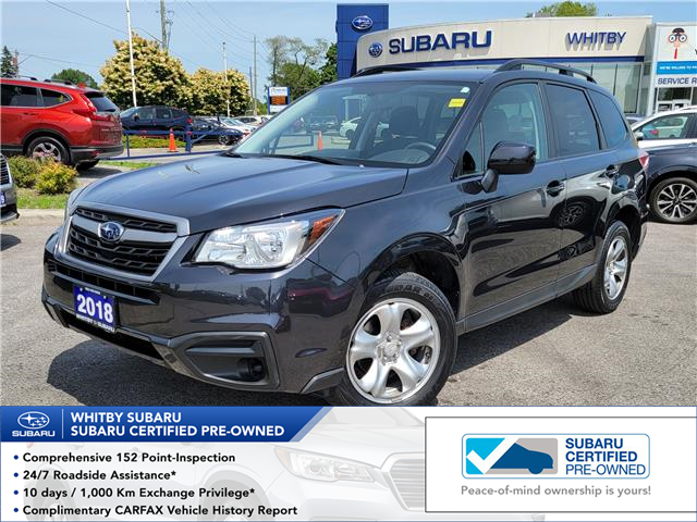 2018 Subaru Forester 2.5i (Stk: 21S570A) in Whitby - Image 1 of 16
