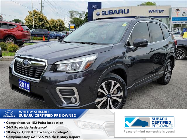 2019 Subaru Forester 2.5i Limited (Stk: U4193LD) in Whitby - Image 1 of 21