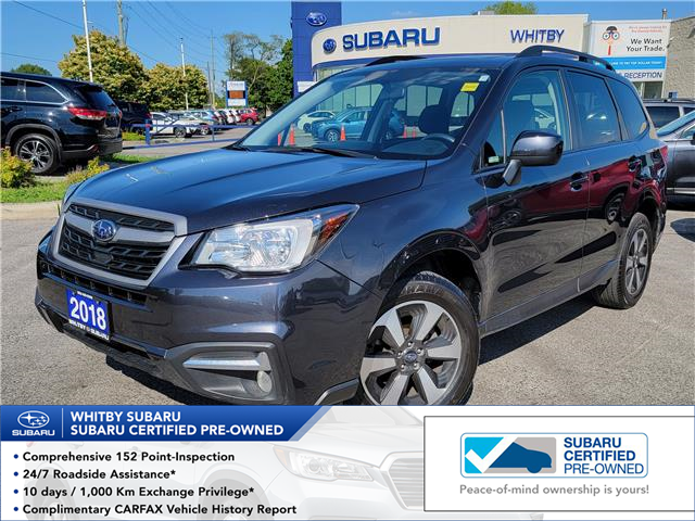 2018 Subaru Forester 2.5i Touring (Stk: 21S138A) in Whitby - Image 1 of 17