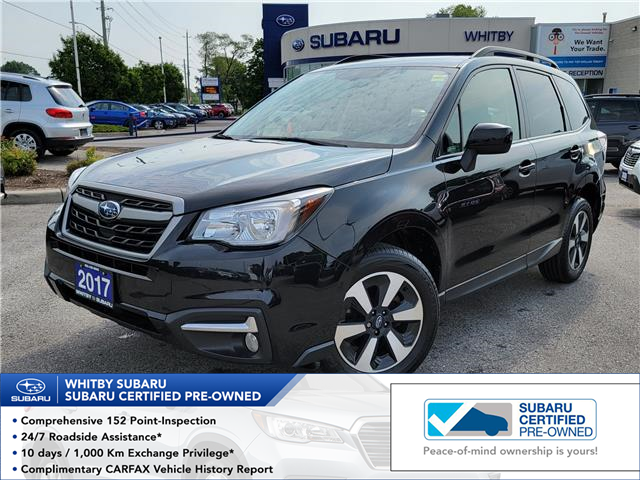 2017 Subaru Forester 2.5i Touring (Stk: 21S639A) in Whitby - Image 1 of 17