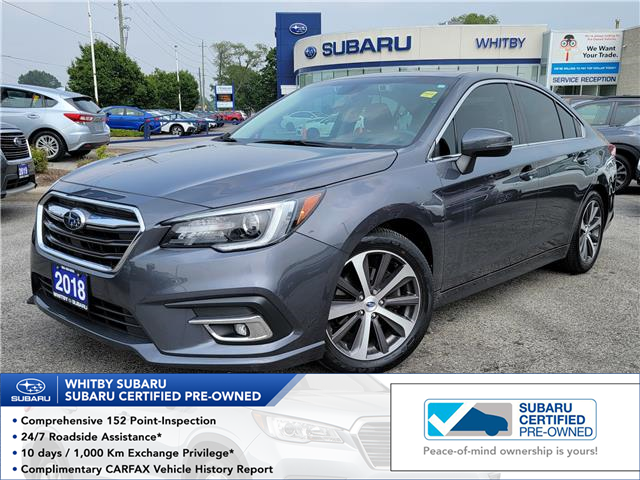 2018 Subaru Legacy 3.6R Limited w/EyeSight Package (Stk: 21S616A) in Whitby - Image 1 of 20