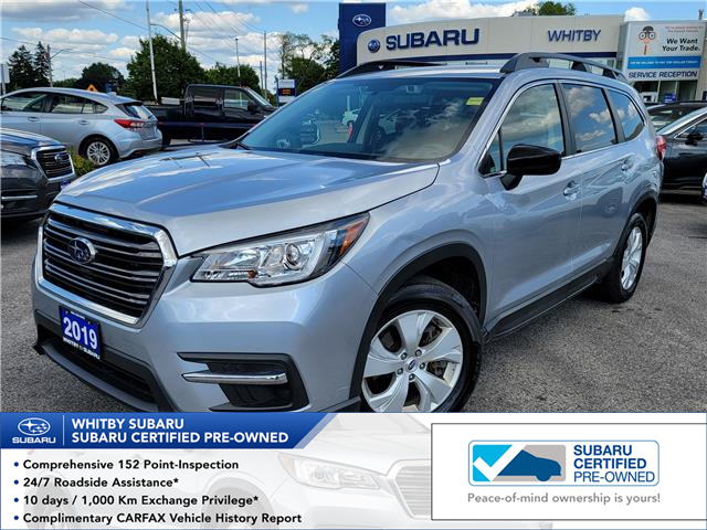 2019 Subaru Ascent Convenience (Stk: 21S741A) in Whitby - Image 1 of 18