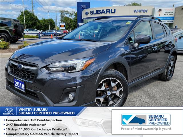2018 Subaru Crosstrek Sport (Stk: 21S167A) in Whitby - Image 1 of 20