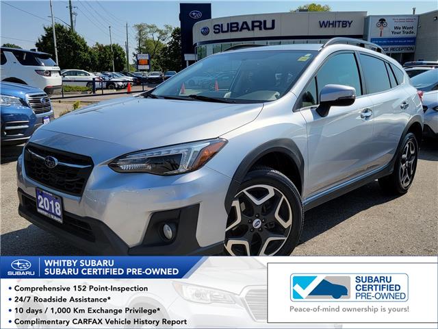 2018 Subaru Crosstrek Limited (Stk: 22S48A) in Whitby - Image 1 of 10