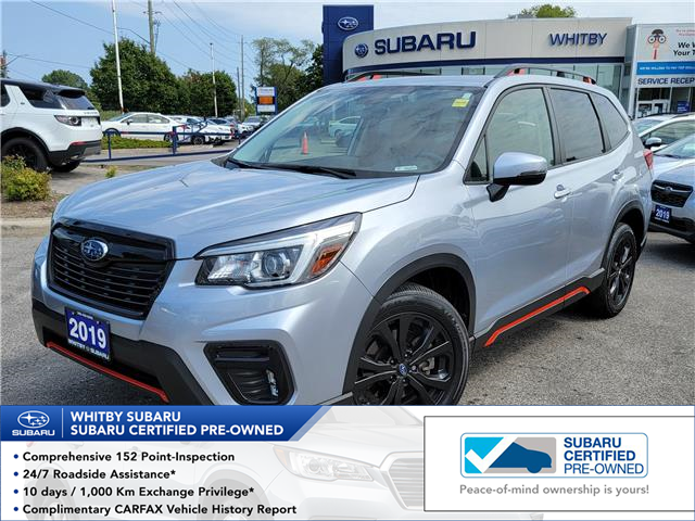 2019 Subaru Forester 2.5i Sport (Stk: 21S788A) in Whitby - Image 1 of 19
