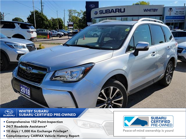 2018 Subaru Forester 2.0XT Limited (Stk: 21S508A) in Whitby - Image 1 of 21