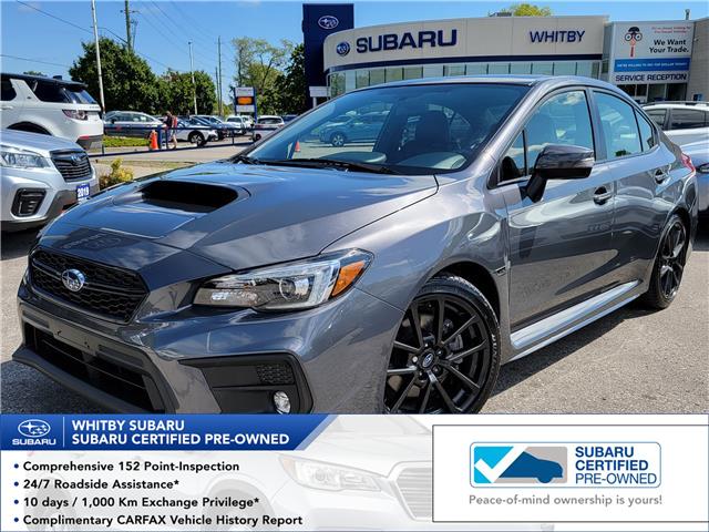 2020 Subaru WRX Sport-tech (Stk: U4250LD) in Whitby - Image 1 of 21