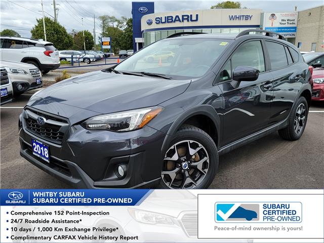 2018 Subaru Crosstrek Sport (Stk: 21S859A) in Whitby - Image 1 of 21