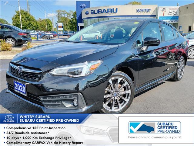 2020 Subaru Impreza Sport (Stk: U4261LD) in Whitby - Image 1 of 21