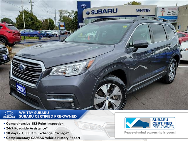 2020 Subaru Ascent Touring (Stk: 21S959A) in Whitby - Image 1 of 20