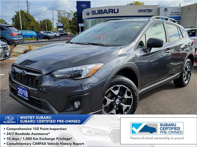 2018 Subaru Crosstrek Sport (Stk: 22S52A) in Whitby - Image 1 of 21