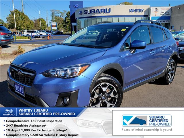 2019 Subaru Crosstrek Touring (Stk: 21S918A) in Whitby - Image 1 of 19