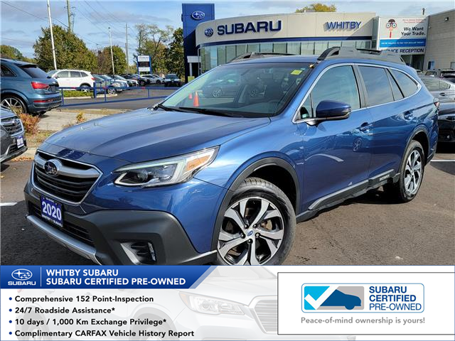 2020 Subaru Outback Limited XT (Stk: 22S84A) in Whitby - Image 1 of 19