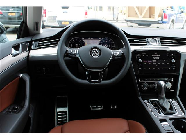 2019 Volkswagen Arteon 2.0 TSI (Stk: 69329) in Saskatoon - Image 12 of 23