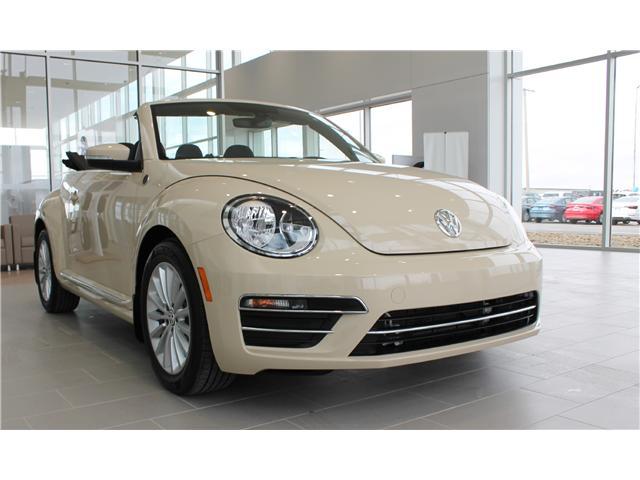 2019 Volkswagen Beetle Wolfsburg Edition (Stk: 69338) in Saskatoon - Image 1 of 20