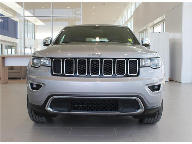 2018 Jeep Grand Cherokee Limited (Stk: V7168) in Saskatoon - Image 2 of 25