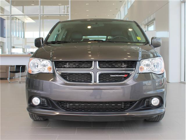 2017 Dodge Grand Caravan Crew (Stk: V7138A) in Saskatoon - Image 2 of 23
