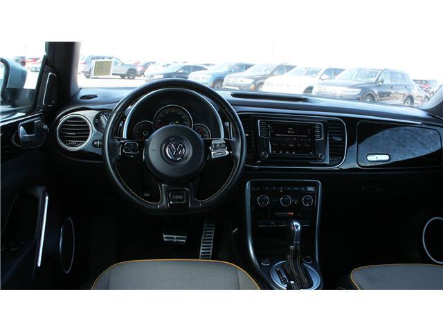 2018 Volkswagen Beetle 2.0 TSI Dune (Stk: 69203A) in Saskatoon - Image 12 of 22
