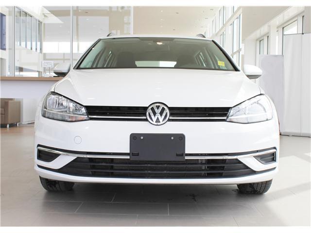 2018 Volkswagen Golf SportWagen 1.8 TSI Trendline (Stk: V7166) in Saskatoon - Image 2 of 21
