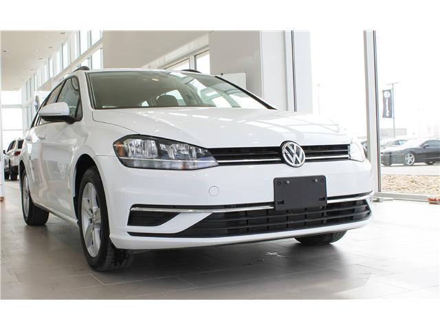 2018 Volkswagen Golf SportWagen 1.8 TSI Trendline (Stk: V7166) in Saskatoon - Image 1 of 21