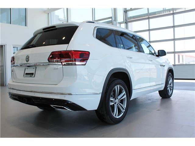 2019 Volkswagen Atlas 3.6 FSI Execline (Stk: 69273) in Saskatoon - Image 6 of 21