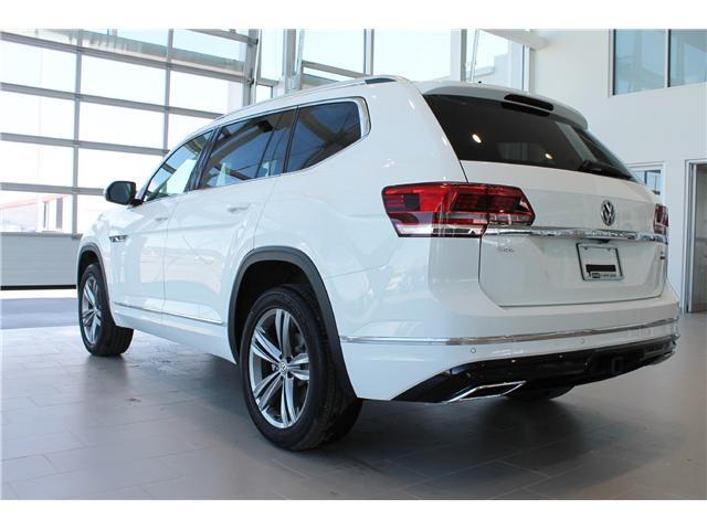2019 Volkswagen Atlas 3.6 FSI Execline (Stk: 69273) in Saskatoon - Image 4 of 21