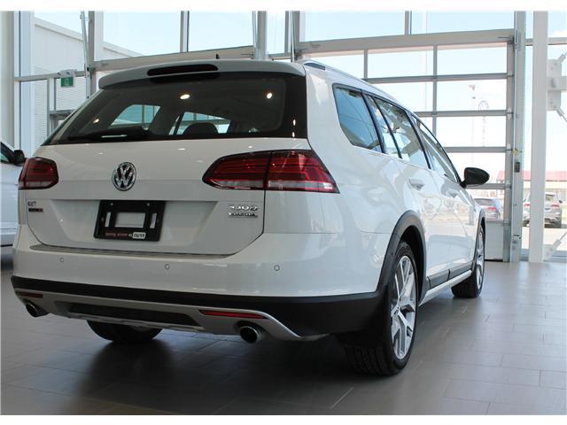 2018 Volkswagen Golf Alltrack 1.8 TSI (Stk: V7147) in Saskatoon - Image 6 of 21