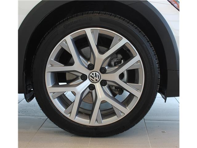 2018 Volkswagen Golf Alltrack 1.8 TSI (Stk: V7147) in Saskatoon - Image 21 of 21
