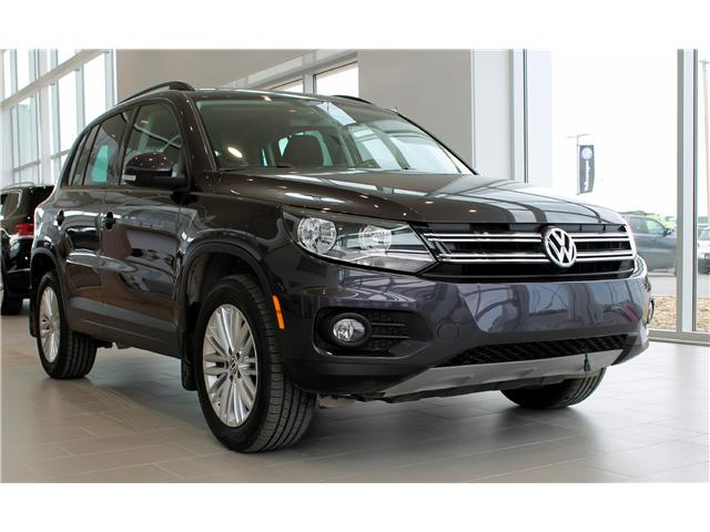 2016 Volkswagen Tiguan Special Edition (Stk: 69167A) in Saskatoon - Image 1 of 21