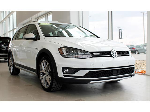 2017 Volkswagen Golf Alltrack 1.8 TSI (Stk: V7120) in Saskatoon - Image 1 of 23
