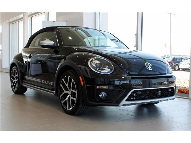2018 Volkswagen Beetle 2.0 TSI Dune (Stk: 69203A) in Saskatoon - Image 2 of 22
