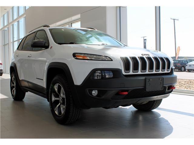 2016 Jeep Cherokee Trailhawk (Stk: 68342A) in Saskatoon - Image 1 of 23