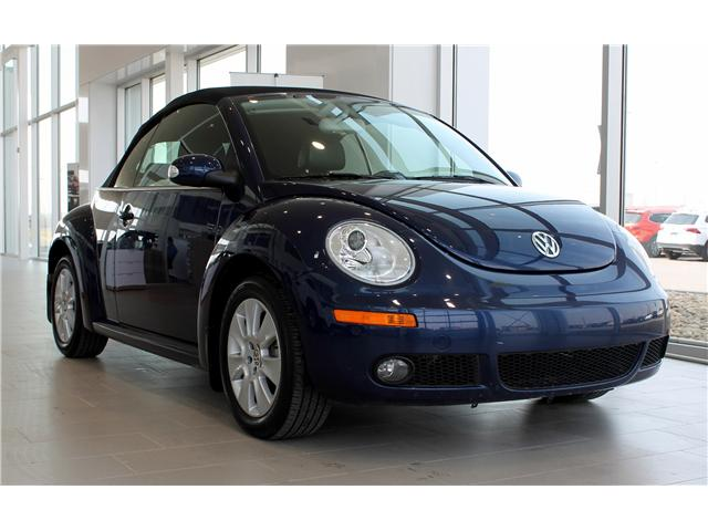 2008 Volkswagen New Beetle 2.5L Trendline (Stk: 68619A) in Saskatoon - Image 2 of 9