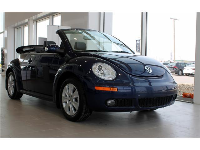 2008 Volkswagen New Beetle 2.5L Trendline (Stk: 68619A) in Saskatoon - Image 1 of 9