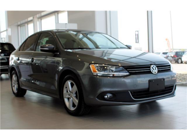 2013 Volkswagen Jetta 2.0 TDI Comfortline (Stk: V7175) in Saskatoon - Image 1 of 19