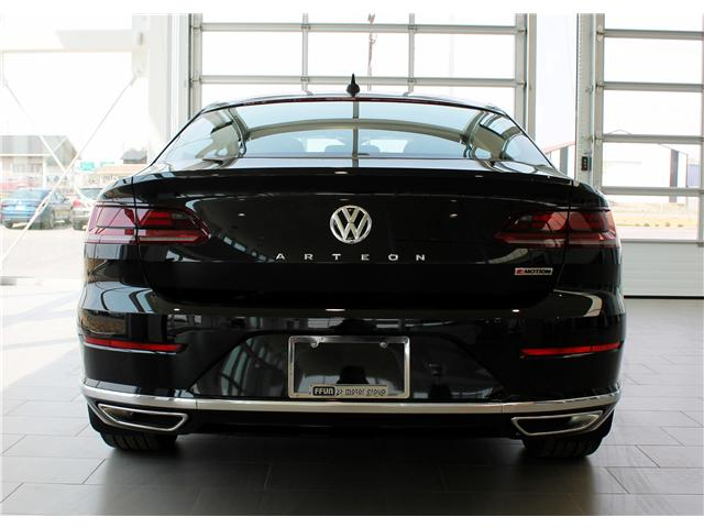 2019 Volkswagen Arteon 2.0 TSI (Stk: 69329) in Saskatoon - Image 5 of 23