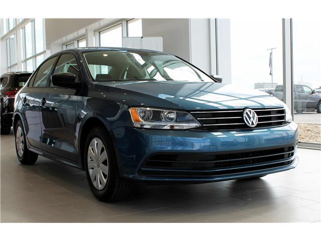 2015 Volkswagen Jetta 2.0L Trendline+ (Stk: V7187A) in Saskatoon - Image 1 of 7